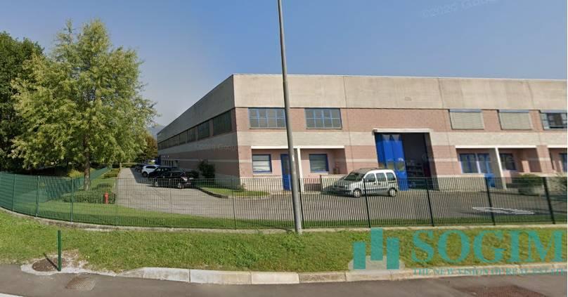 Capannone in affitto a Alzate Brianza, 9999 locali, prezzo € 3.333   PortaleAgenzieImmobiliari.it