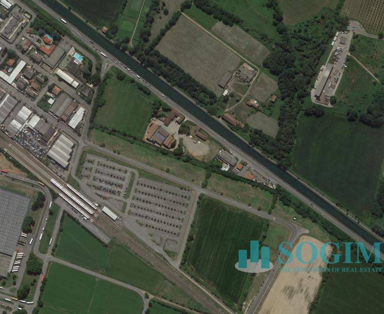 Terreno Industriale in Vendita a Albairate  rif. 20996