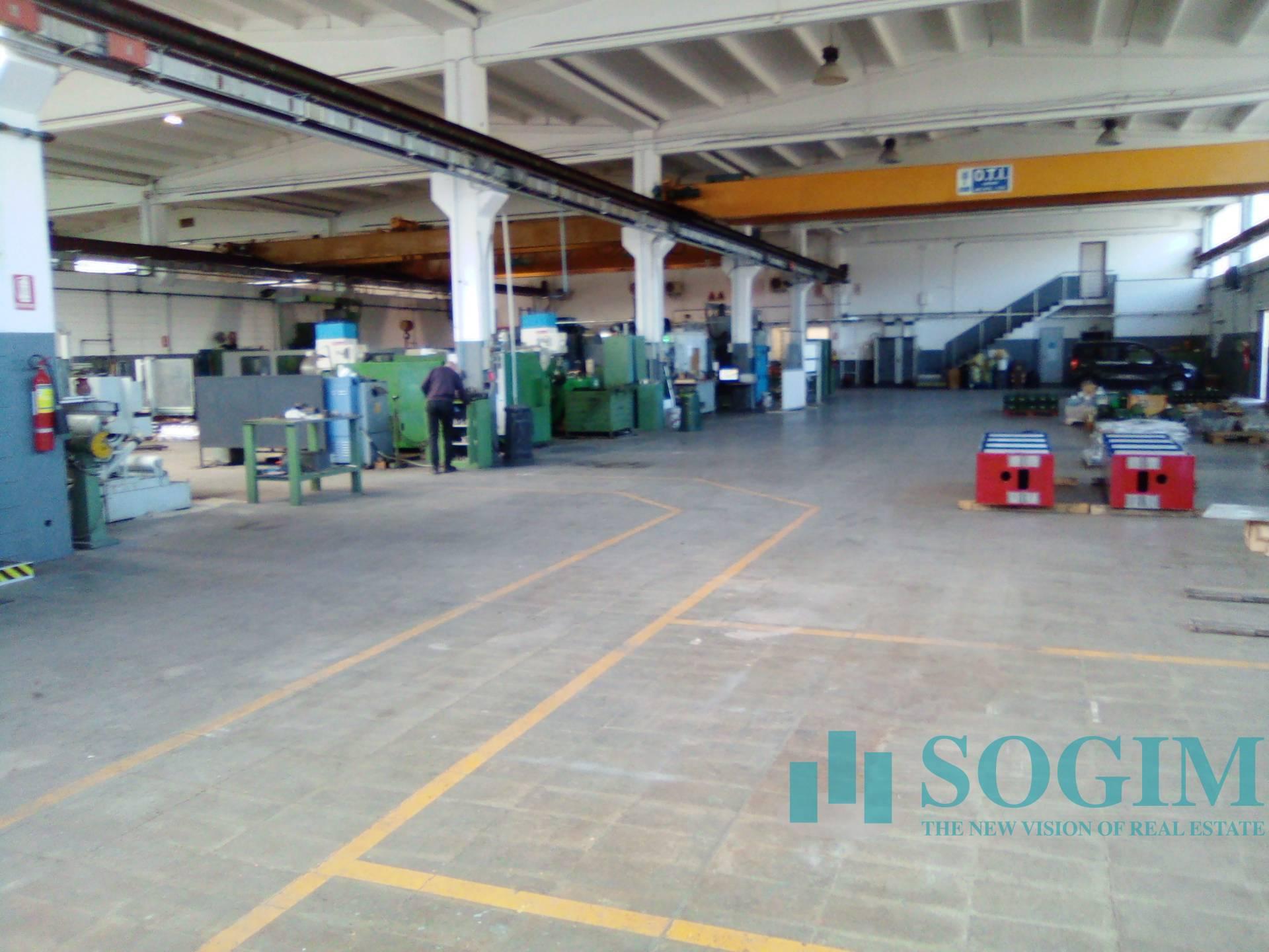 Vendita Capannone Commerciale/Industriale Abbiategrasso 274713