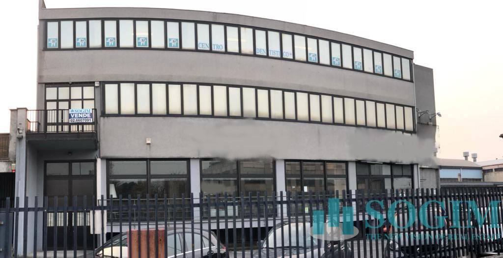 Laboratorio in affitto a Bresso, 9999 locali, prezzo € 1.250 | PortaleAgenzieImmobiliari.it