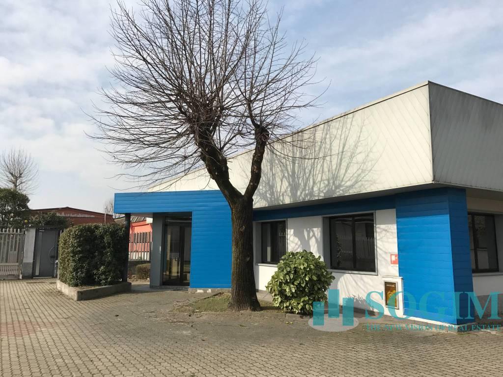 Capannone in affitto a Trezzano sul Naviglio, 9999 locali, prezzo € 8.333   PortaleAgenzieImmobiliari.it