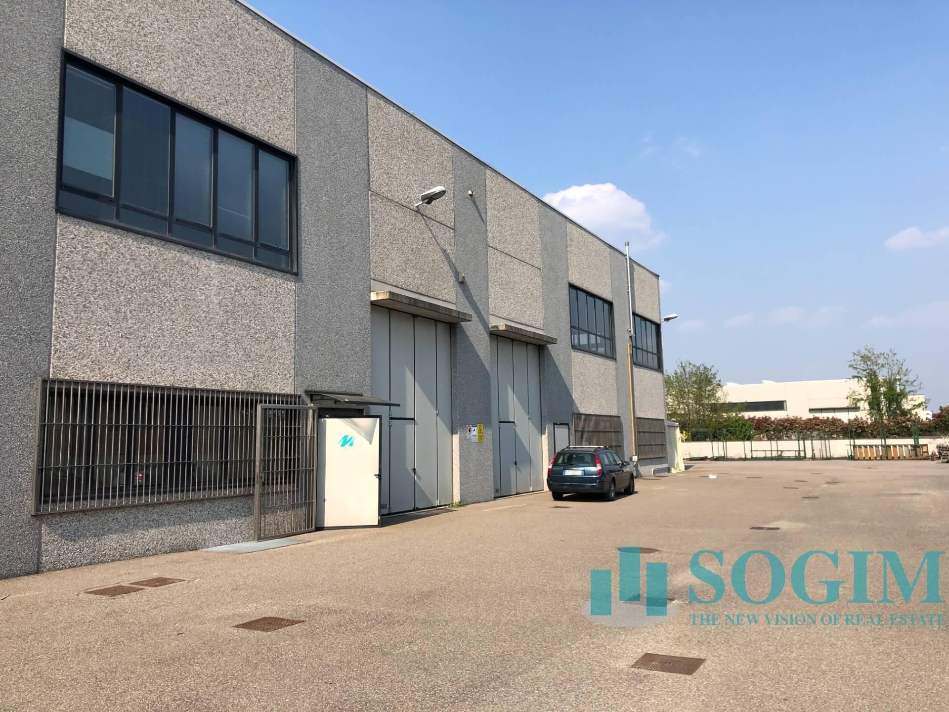 Capannone in affitto a Corbetta, 9999 locali, prezzo € 5.000 | PortaleAgenzieImmobiliari.it