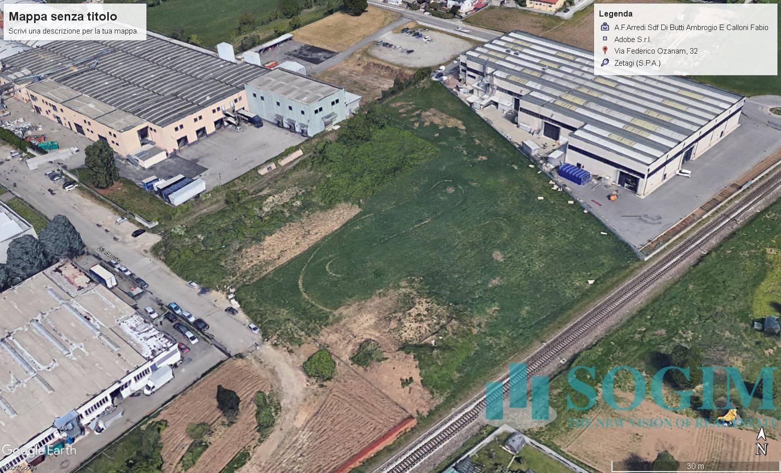 Terreno Edificabile Comm.le/Ind.le in vendita a Carugo, 9999 locali, prezzo € 1.200.000 | PortaleAgenzieImmobiliari.it