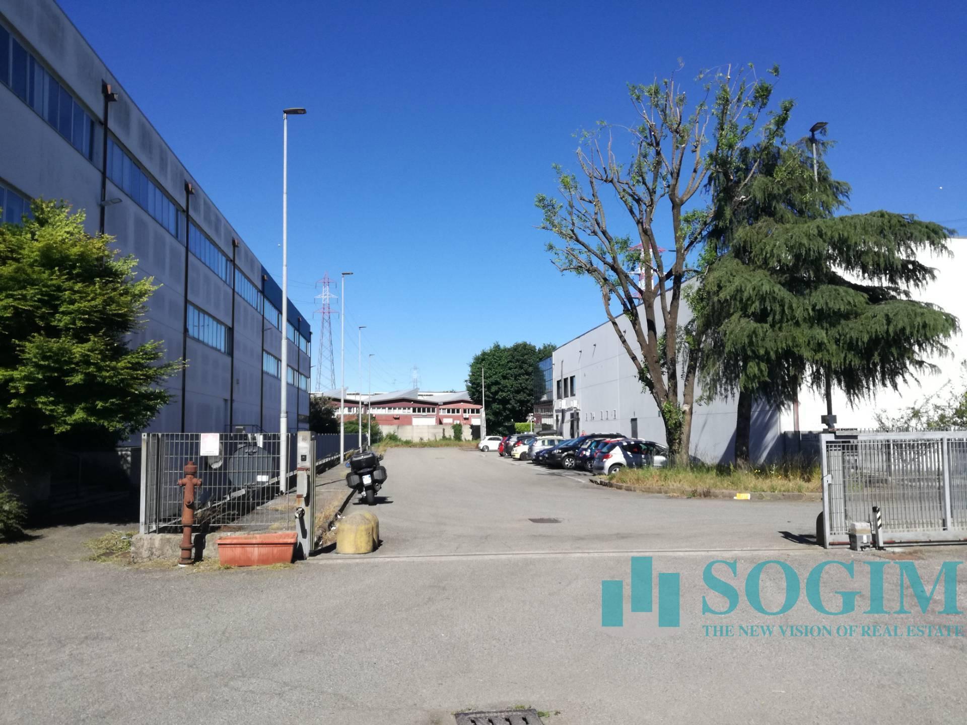 Capannone in affitto a Bollate, 9999 locali, Trattative riservate   PortaleAgenzieImmobiliari.it