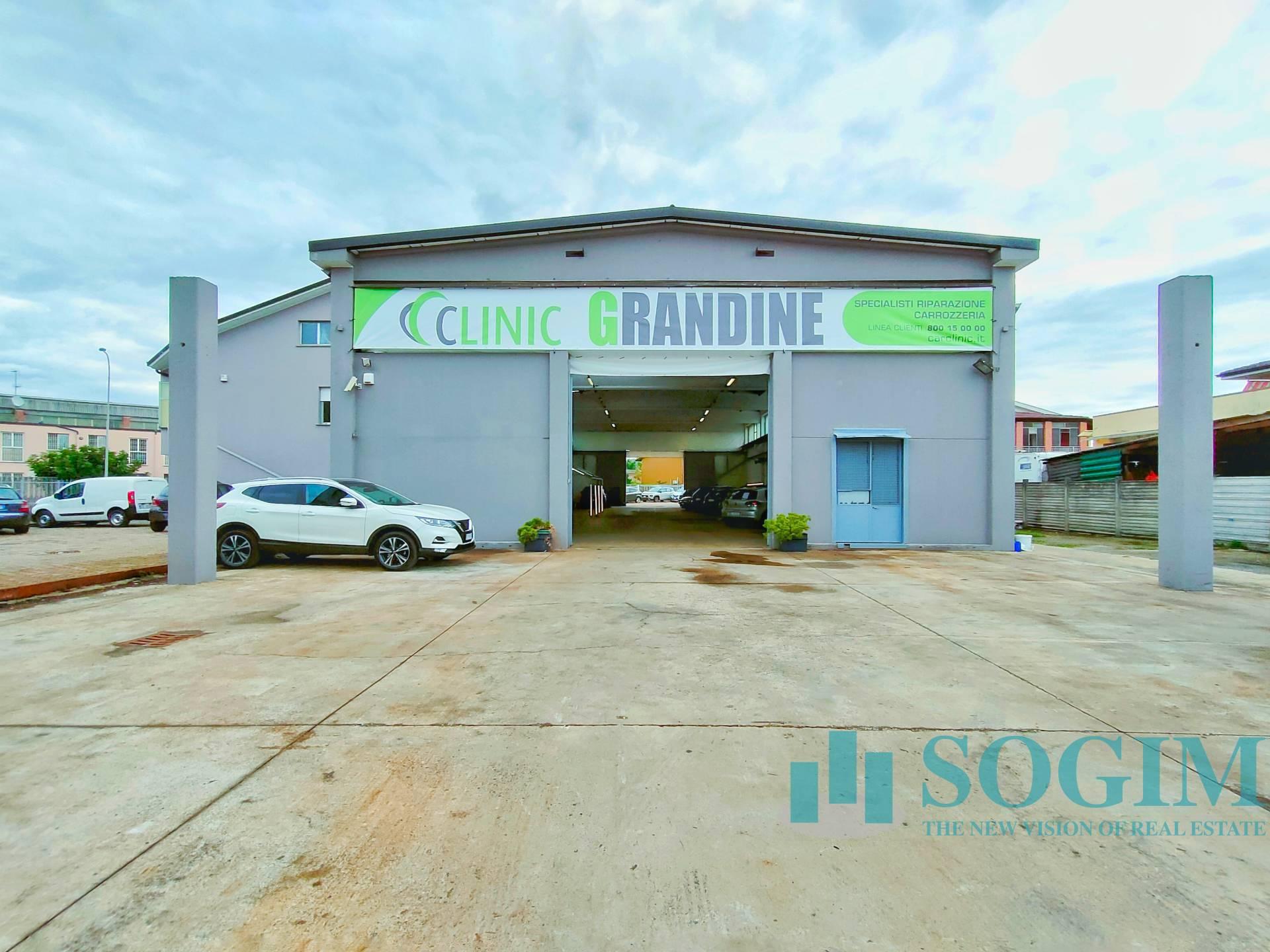 Vendita Capannone Commerciale/Industriale Cerro al Lambro 261479