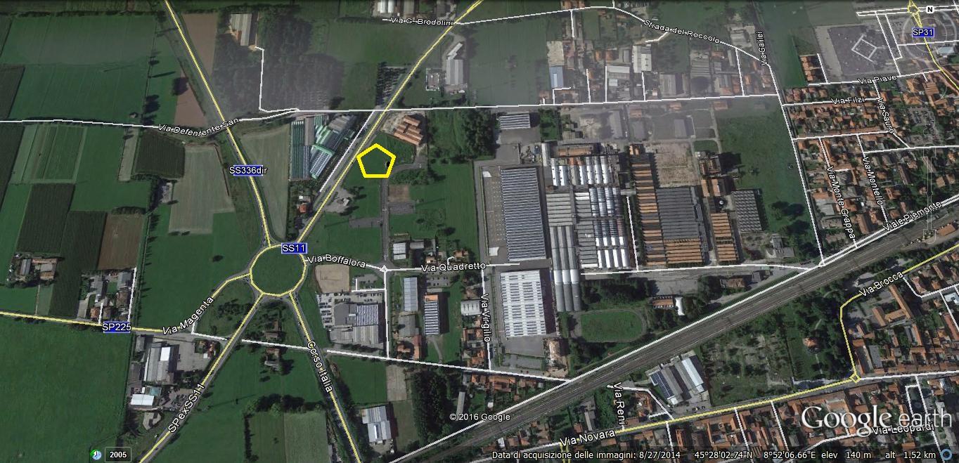 Immobile Commerciale in Vendita a Magenta  rif. 5382