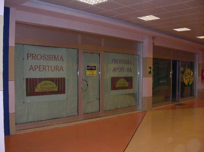 Immobile Commerciale in Affitto a Capriate San Gervasio  rif. 3432