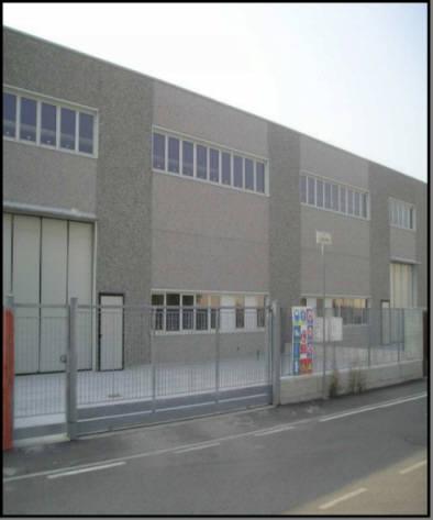 Capannone in Vendita a Cambiago  rif. 6079