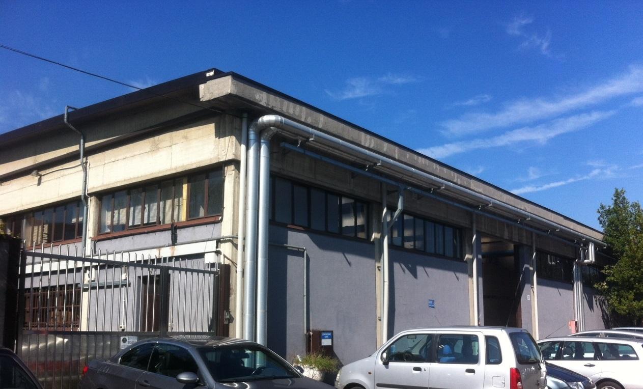 Capannone in Vendita a Sesto San Giovanni  rif. 5357