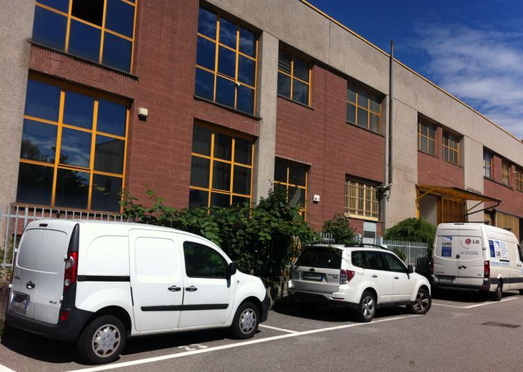 Capannone in Affitto a Cologno Monzese  rif. 3355