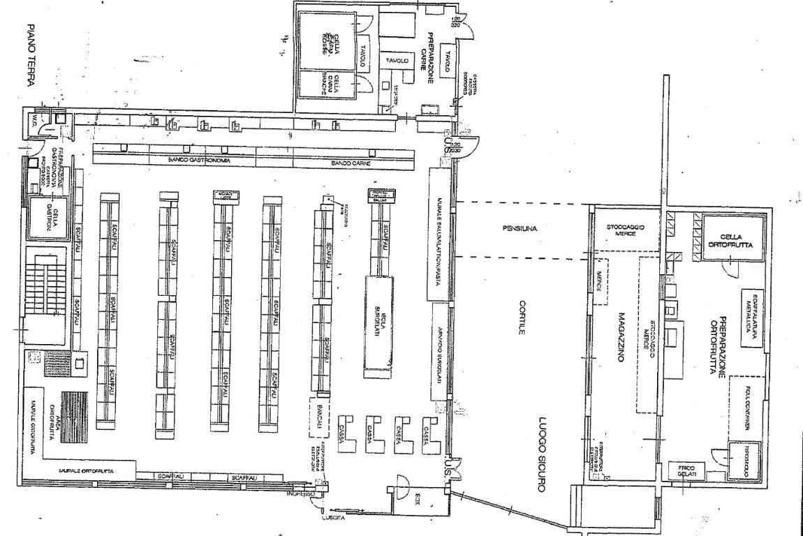 Immobile Commerciale in Affitto a Lentate sul Seveso  rif. 4755