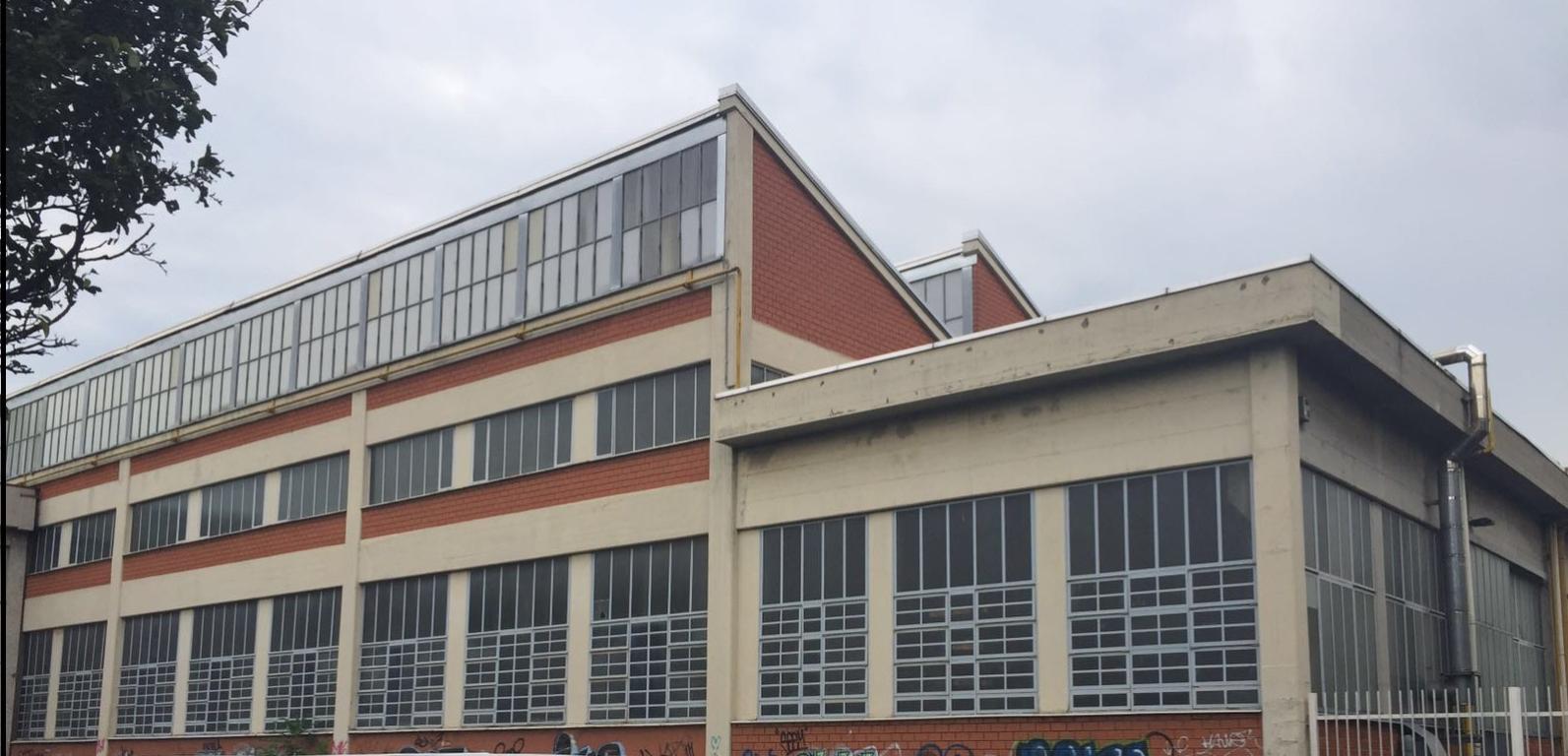 capannone affitto cinisello balsamo - sogim