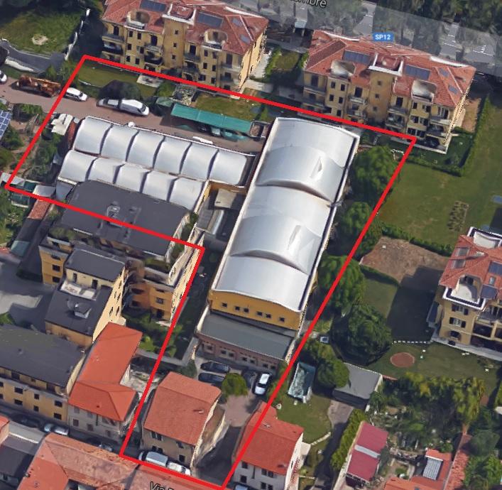 Capannone in Affitto a Legnano  rif. 5555