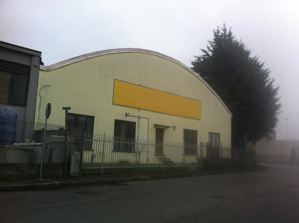 Capannone in Vendita a San Giuliano Milanese  rif. 4106