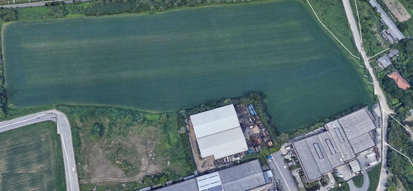 Terreno Industriale in Vendita a Sedriano  rif. 6587