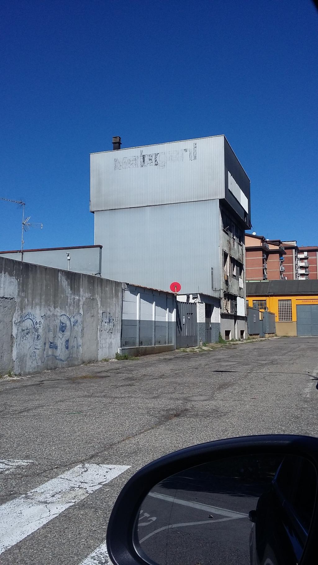 Capannone in Vendita a Cinisello Balsamo  rif. 5550