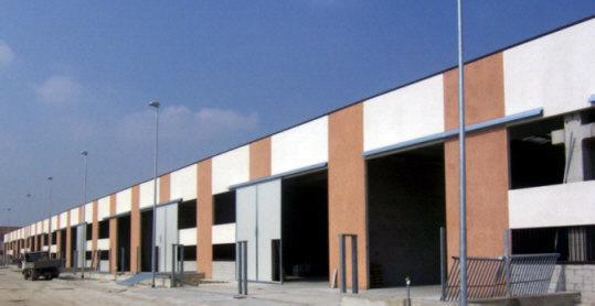 Capannone in Vendita a Pieve Emanuele  rif. 438