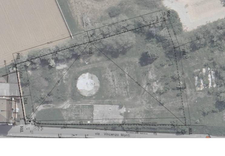 Terreno Industriale in Vendita a Desio  rif. 1075