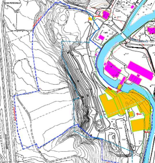 Terreno Industriale in Vendita a Briosco  rif. 4024