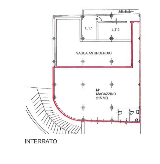 Capannone in Affitto a Cinisello Balsamo  rif. 3388