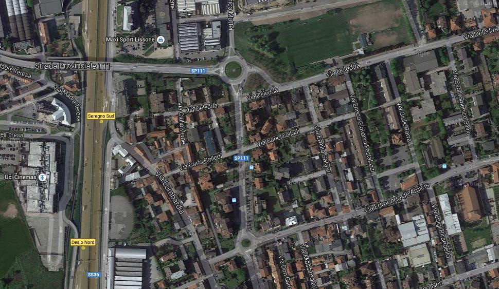 Capannone in Vendita a Lissone  rif. 3681