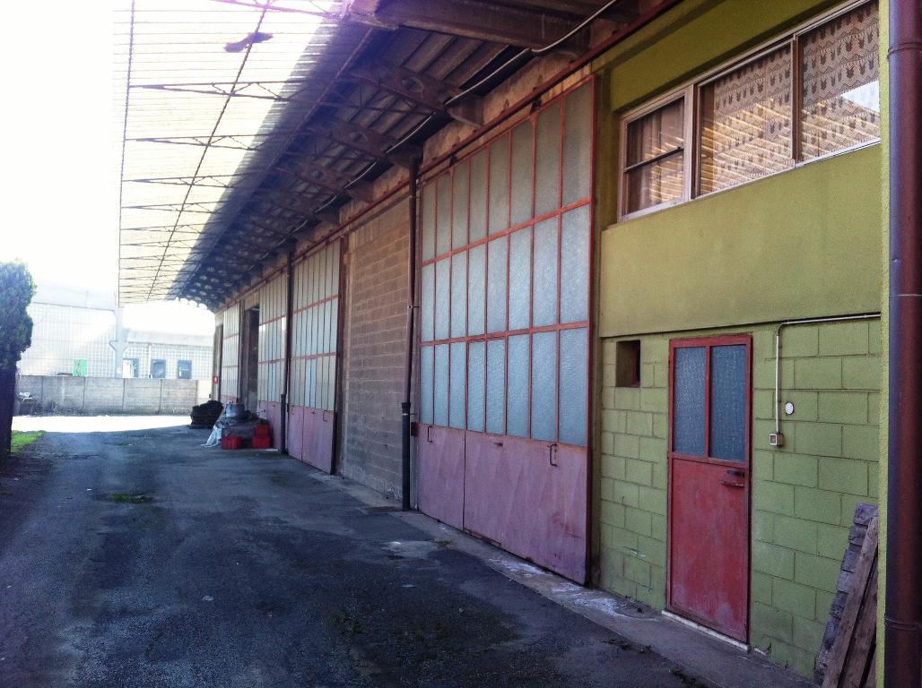 Capannone in Affitto a Muggio'  rif. 6443