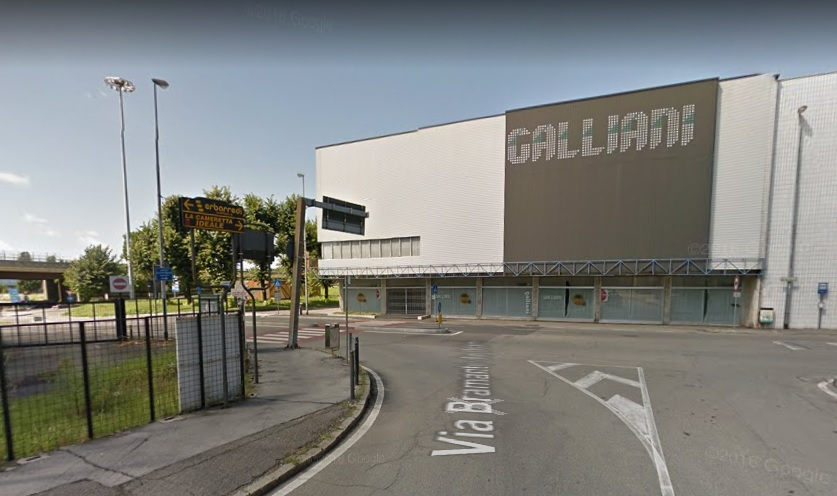 Immobile Commerciale in Vendita a Lissone  rif. 6194