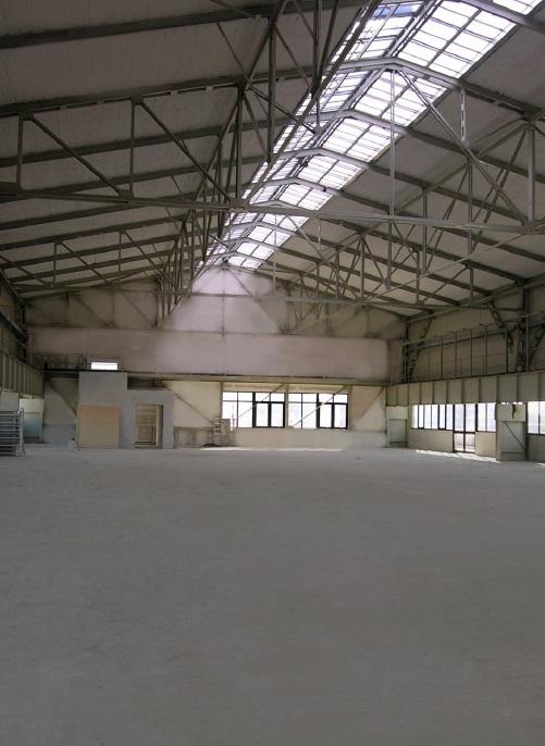 Capannone in Vendita a Cusano Milanino  rif. 4555