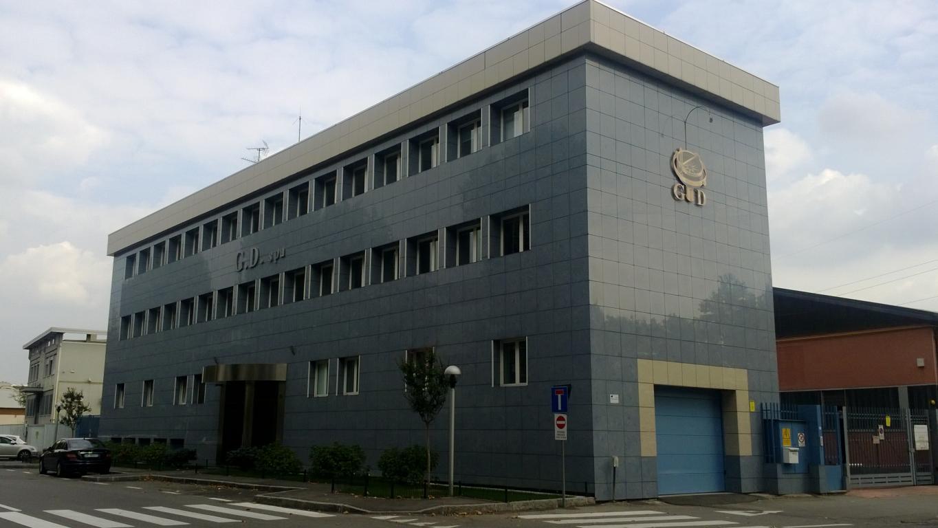 Uffici in affitto cinisello balsamo sogim immobiliare for Affitto uffici zona eur