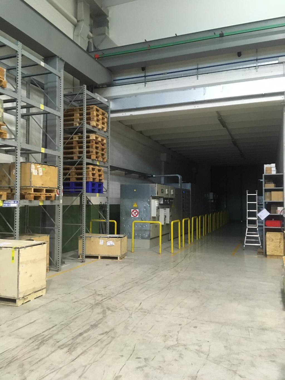 Capannone in Affitto a Cinisello Balsamo  rif. 6053