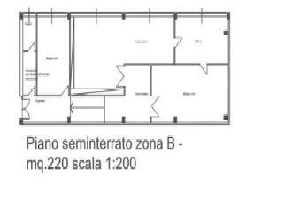 Magazzino in Affitto a Milano  rif. 3872