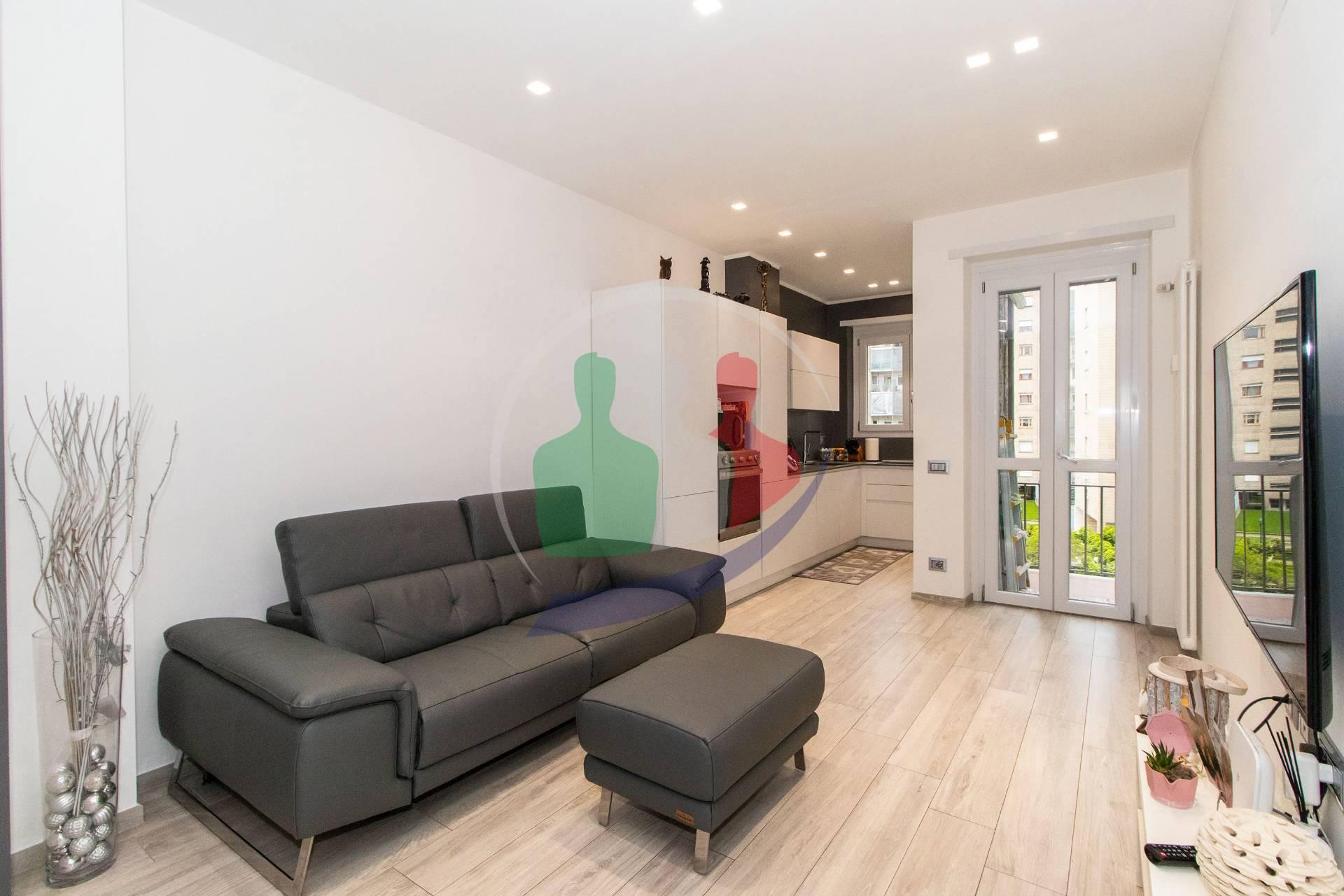 Appartamento in vendita a Torino, 2 locali, prezzo € 120.000 | PortaleAgenzieImmobiliari.it