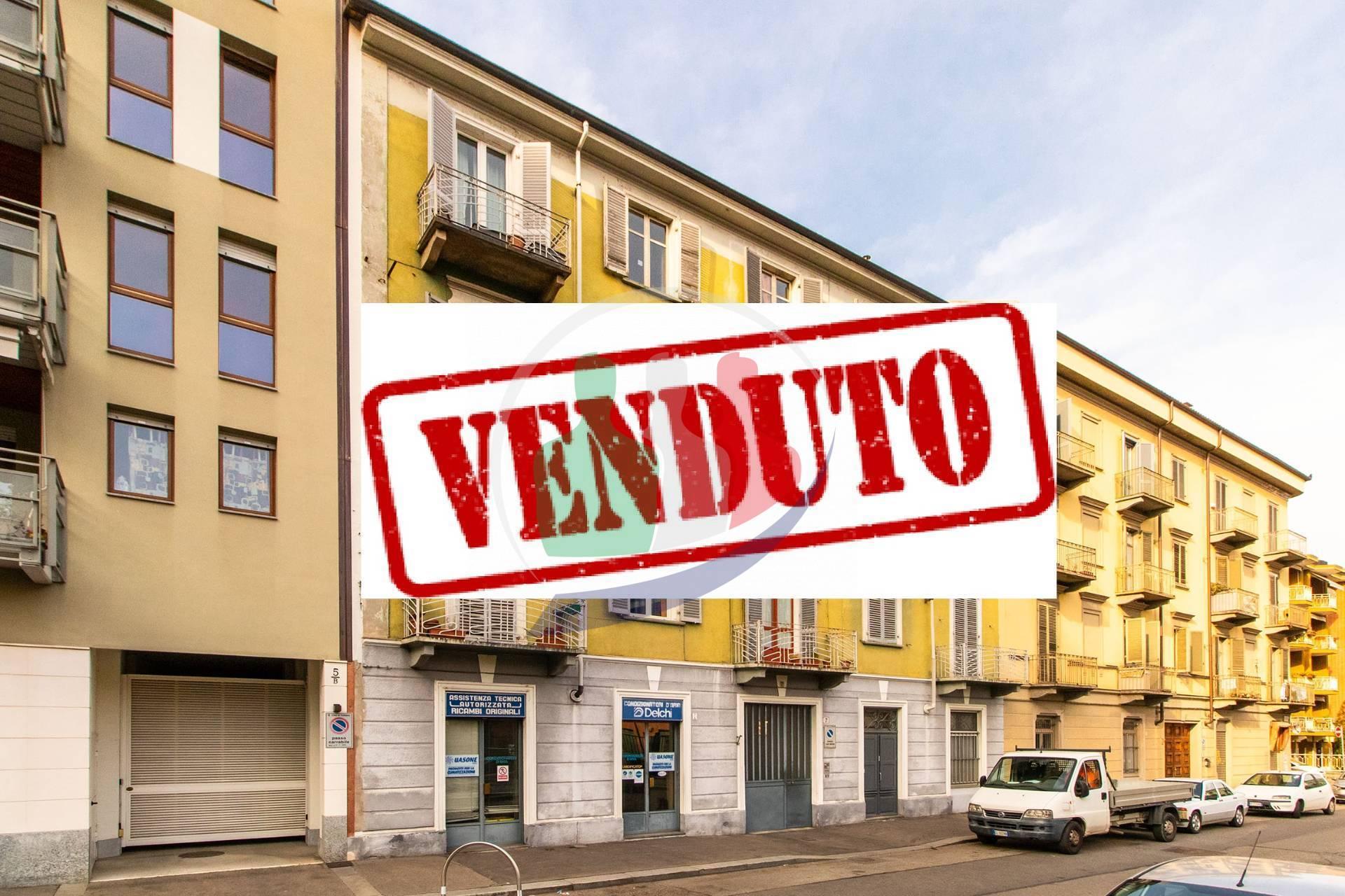 Appartamento in vendita a Torino, 4 locali, zona Località: Vanchiglietta, prezzo € 159.000 | PortaleAgenzieImmobiliari.it