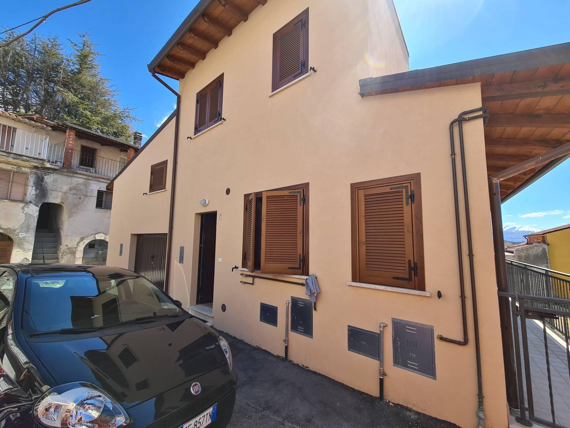 Soluzione Indipendente in affitto a Pizzoli, 2 locali, prezzo € 44.000 | CambioCasa.it