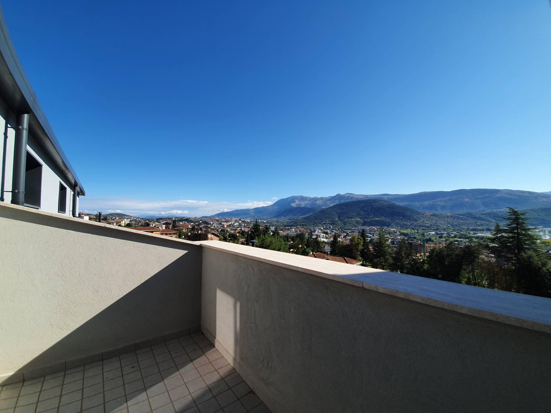 Appartamento in vendita a L'Aquila, 4 locali, zona ino, prezzo € 145.000 | PortaleAgenzieImmobiliari.it