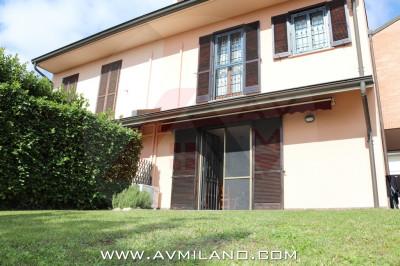 Vai alla scheda: Villa a schiera Vendita Siziano