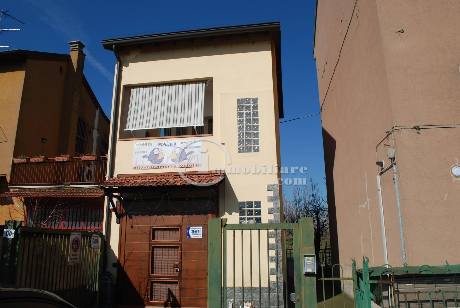 Assago | Casa Indipendente in Vendita in Via Valleambrosia  | lacasadimilano.it