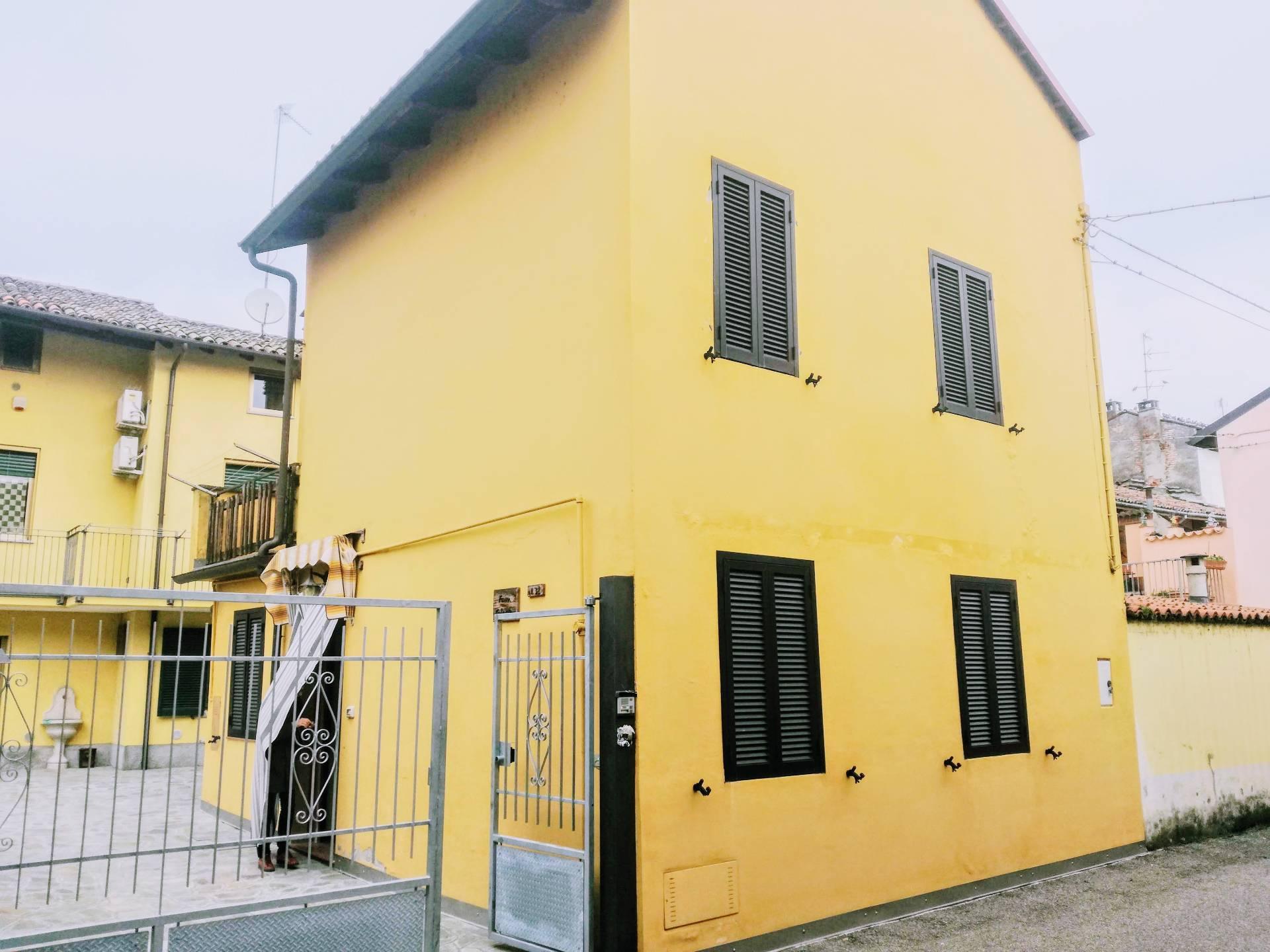 Soluzione Semindipendente in vendita a Morano sul Po, 4 locali, prezzo € 45.000 | CambioCasa.it