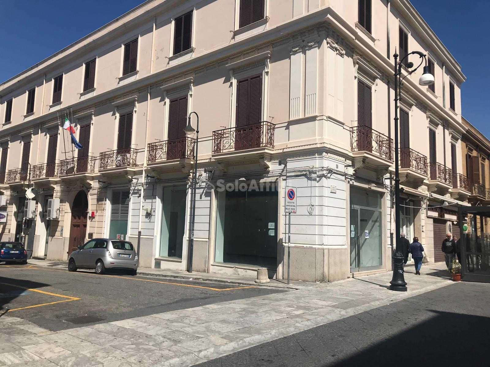 NEGOZIO in Affitto a Reggio Di Calabria (REGGIO CALABRIA)