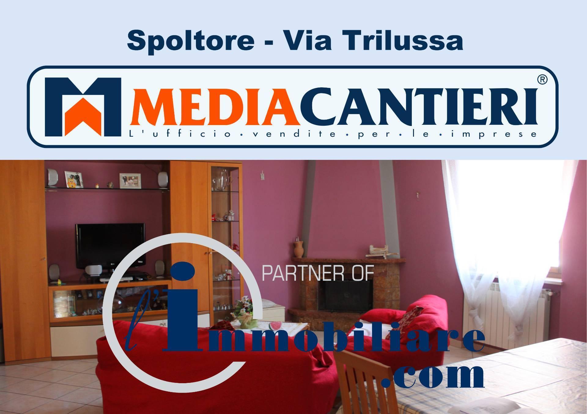 Villa a Schiera in vendita a Spoltore, 4 locali, prezzo € 130.000 | CambioCasa.it