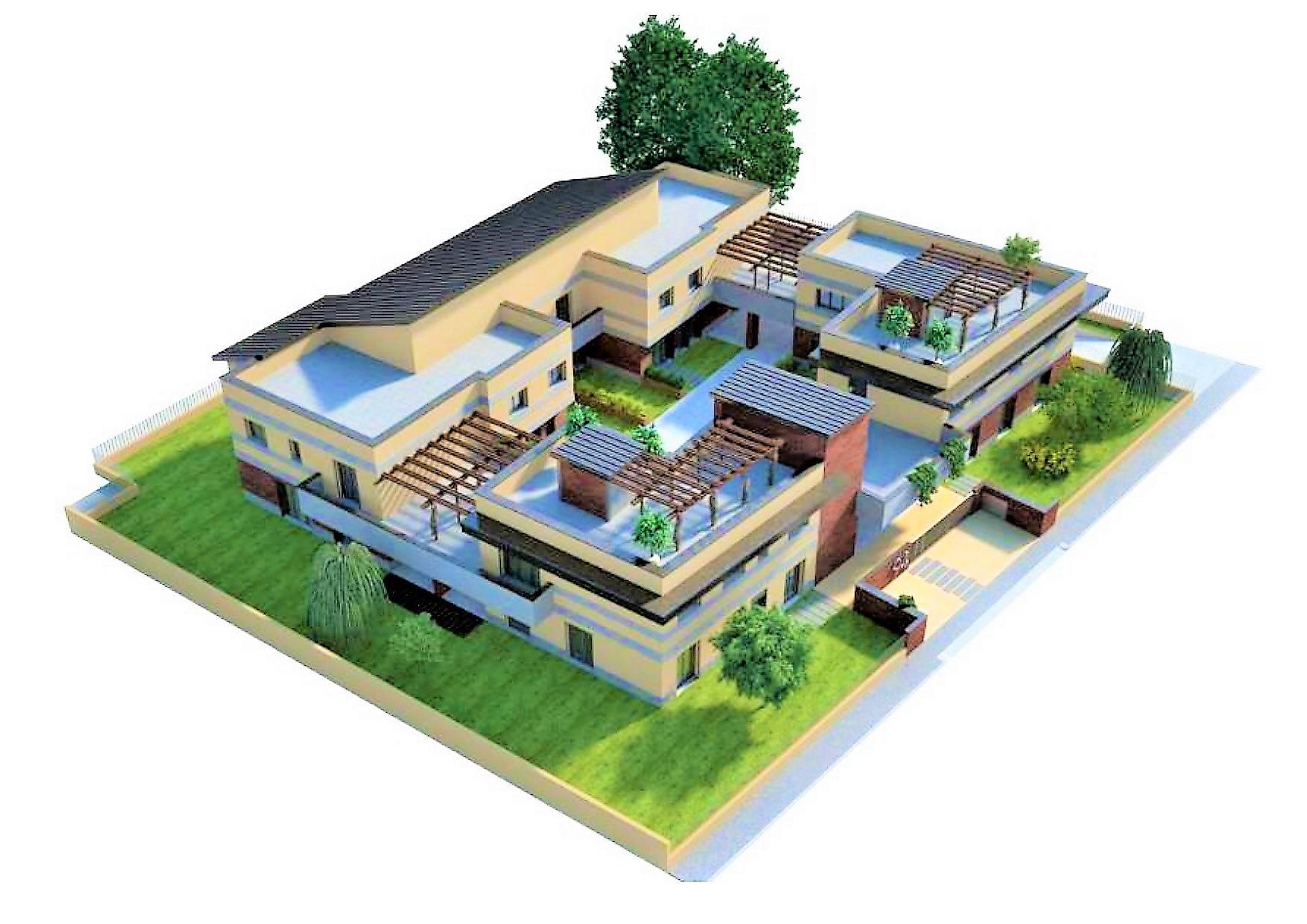 Appartamento in vendita a Verona, 5 locali, zona Località: S.Lucia, prezzo € 350.000 | PortaleAgenzieImmobiliari.it