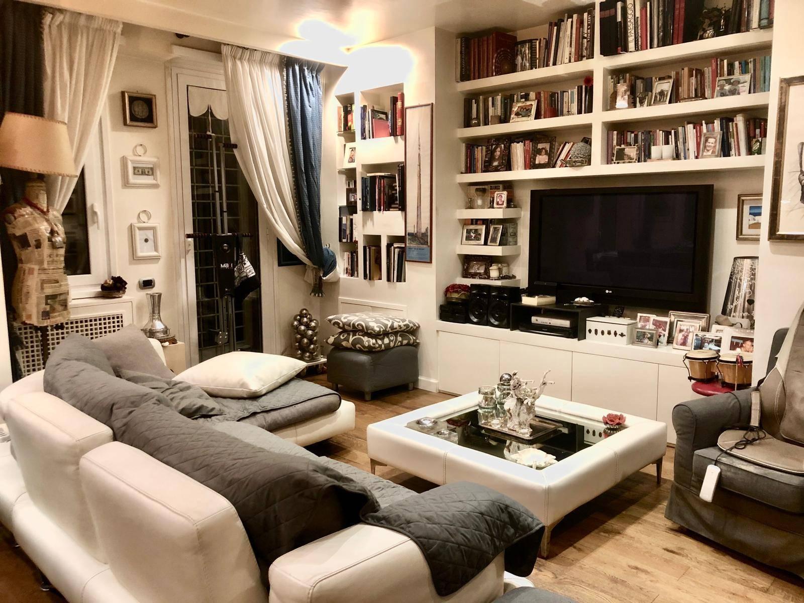Appartamento in vendita a Roma, 5 locali, prezzo € 590.000 | CambioCasa.it