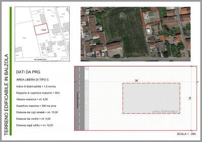 Vai alla scheda: Terreno  Residenziale Vendita - Balzola (AL) - Codice -170-f-1446