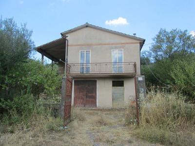 Vai alla scheda: Villa singola Vendita - Villa San Giovanni in Tuscia (VT) - Codice -323-Villa San Giovannii in Tuscia