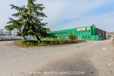 Vai alla scheda: Capannone Industriale Vendita - Zibido San Giacomo (MI) | Zibido - Codice -153-AV-Zibido