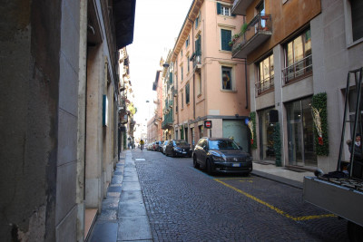 Vai alla scheda: Appartamento Affitto - Verona (VR)   Centro storico - Codice -341-AZ504