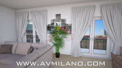 Vai alla scheda: Appartamento Affitto - Milano (MI) | Arena - Codice -153-Melzi
