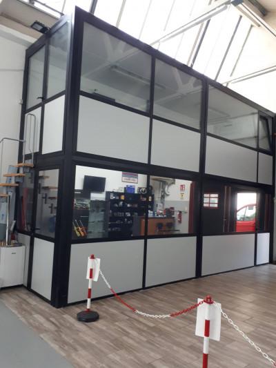 Vai alla scheda: Capannone Industriale Affitto - Milano (MI) | Barona - Codice -155-320007