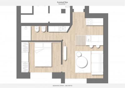 Vai alla scheda: Appartamento Vendita - Milano (MI) | Solari - Codice -113-V 22