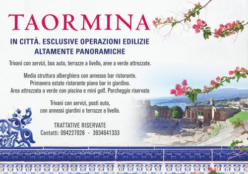 Vai alla scheda: Stabile / Palazzo Vendita - Taormina (ME)   Centro - Codice -202-2212